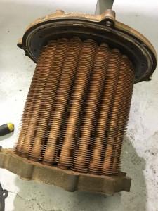 Ideal standard 150kw Boiler