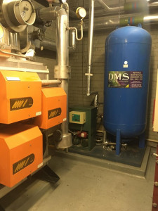 Ideal Standard 150 kw Boiler