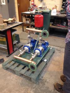 Water Boost Pump