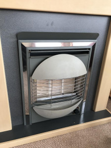 Widny gas fire