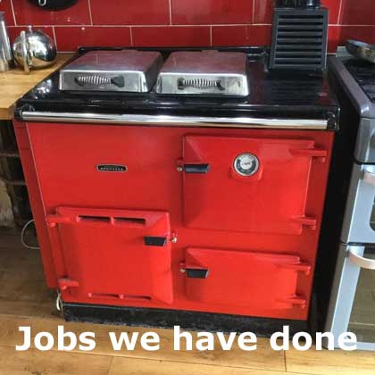 Jobs we have done